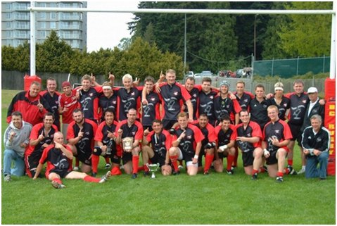 2004-5 First Division Mens BC Champions