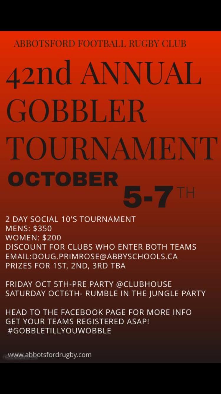 Gobbler Poster 2