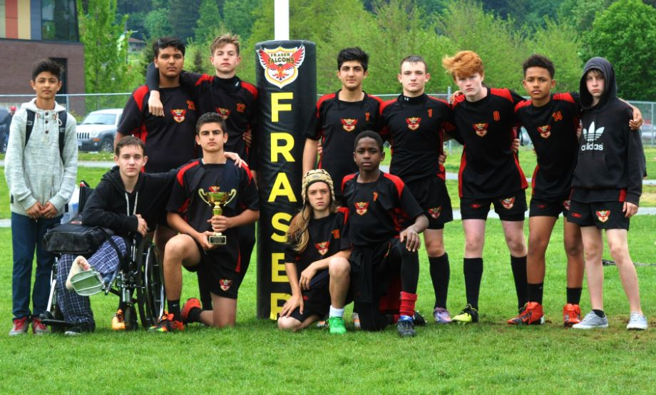 Middle School Sevens Champs