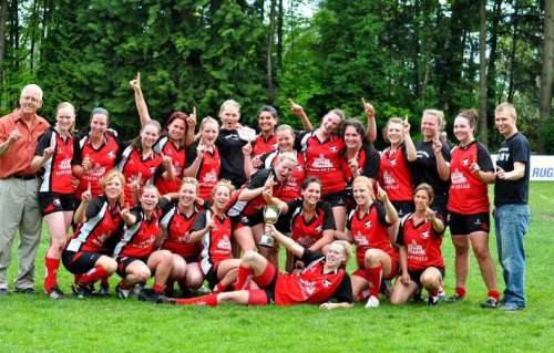 Womens Div 1 Champs 2010